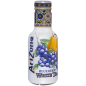 AriZona White Tea Blueberry 0,5l