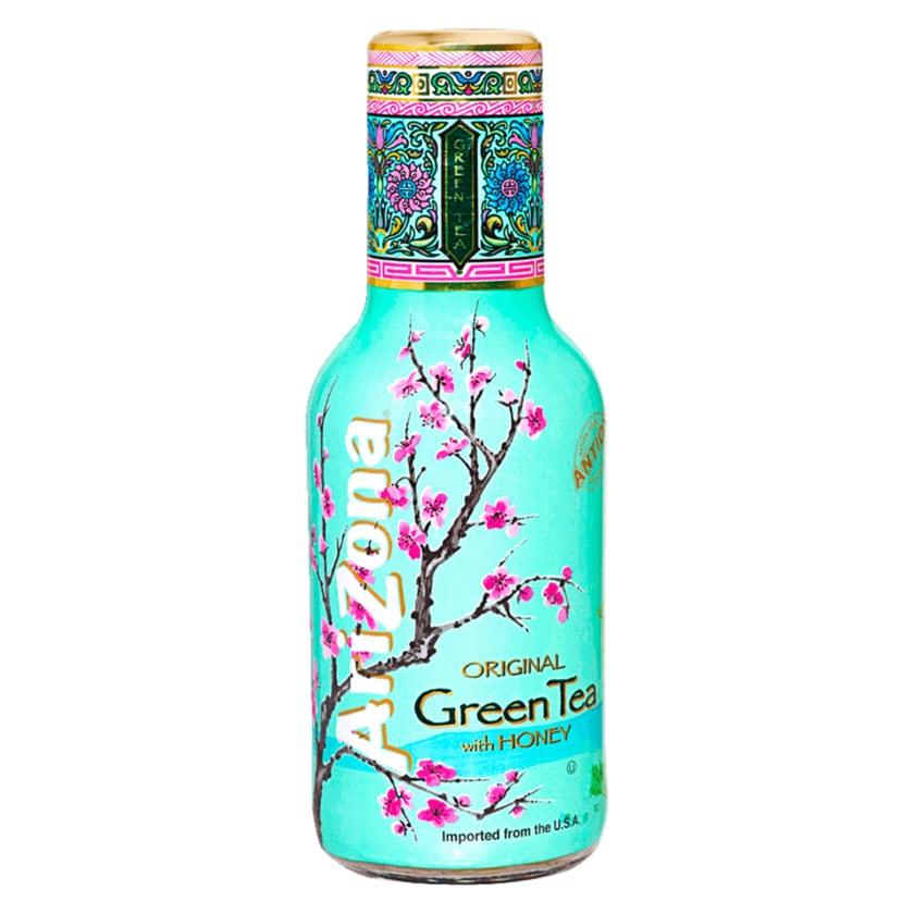 AriZona Green Tea with Honey 0,5l
