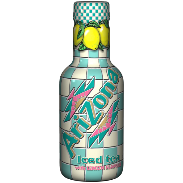 AriZona Iced Tea with Lemon Flavour 0,5l