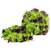 REWE Bio Blattsalat Mix 125g