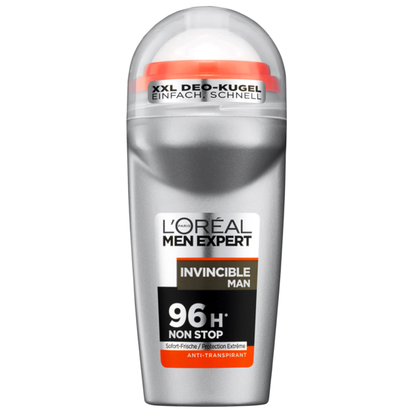 L'Oréal Men Expert Deo Roll On Invincible 96h 50ml