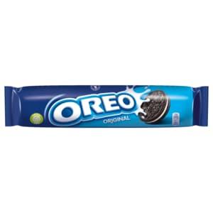 Oreo Cookies Vanilla 154g