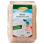 BioGourmet Risotto Rundkorn-Reis weiß 500g