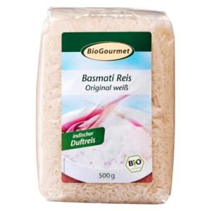 BioGourmet Original Basmati-Reis 500g
