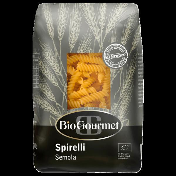 BioGourmet Spirelli Semola 500g