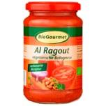 BioGourmet Tomatensauce Al Ragout 350g
