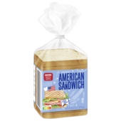 REWE Beste Wahl American Sandwich 375g