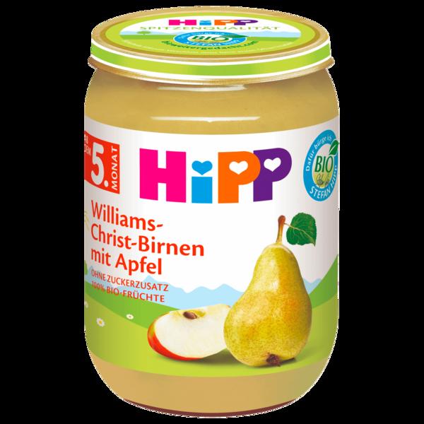 Hipp Bio Williams-Christ-Birnen 190g