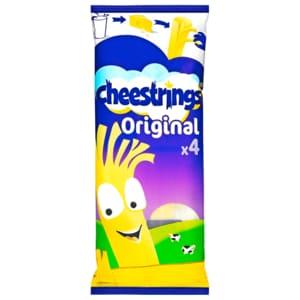 Cheestrings milde Käsestangen 4x21g