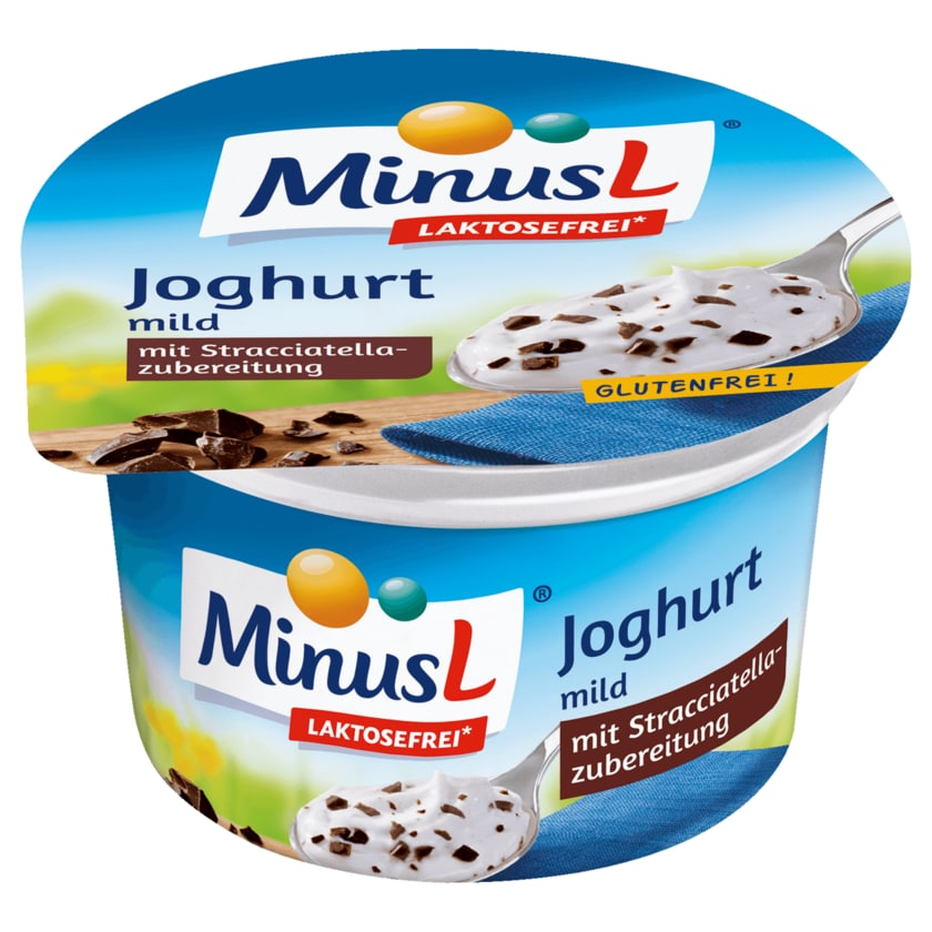 MinusL Joghurt Stracciatella 150g
