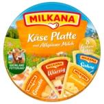 Milkana traditionelle Käse-Platte 8 Stück 200g