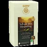 Gepa Schwarztee Darjeeling 25x2g