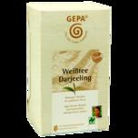 Gepa Weißtee Darjeeling 50g, 25 Beutel