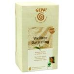 Gepa Bio Weißtee Darjeeling 50g, 25 Beutel