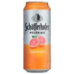 Schöfferhofer Grapefruit 0,5l