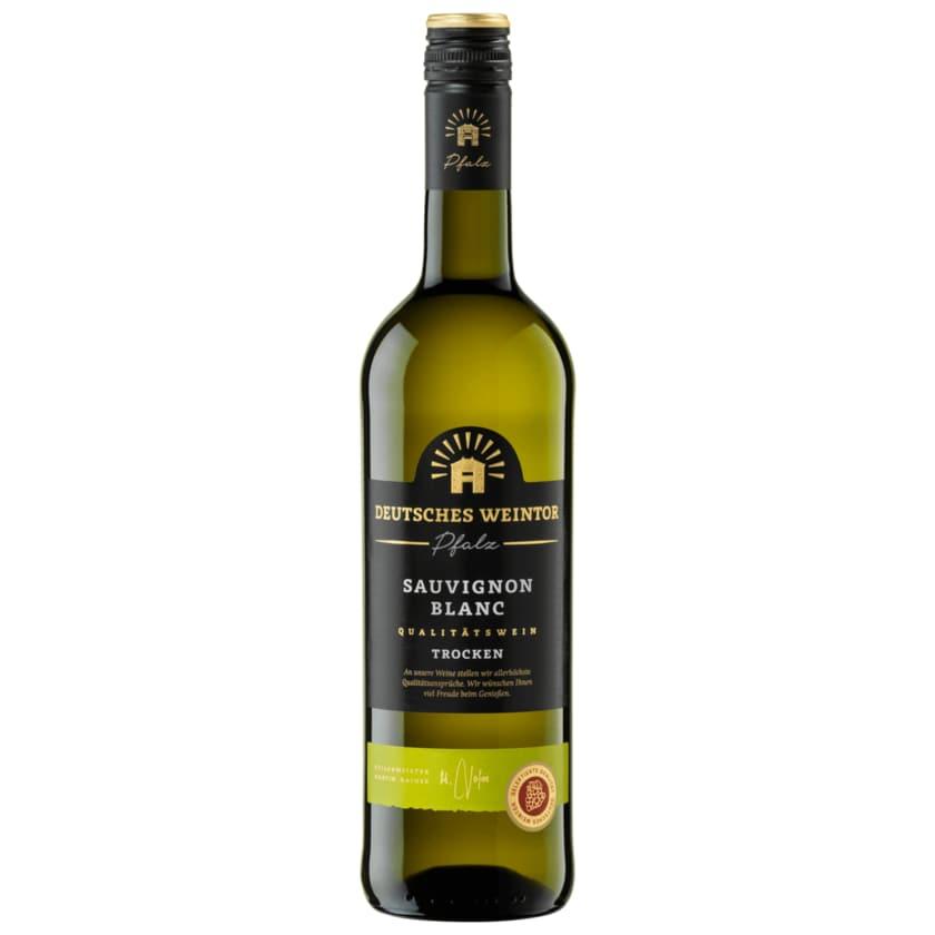 Deutsches Weintor Weißwein Sauvignon Blanc trocken 0,75l