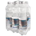 Silberquelle Mineralwasser medium 6x1,5l