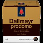Nescafé Dolce Gusto Dallmayr Prodomo 112g, 16 Kapseln