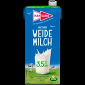 Hansano H-Weidemilch 3,9% 1l