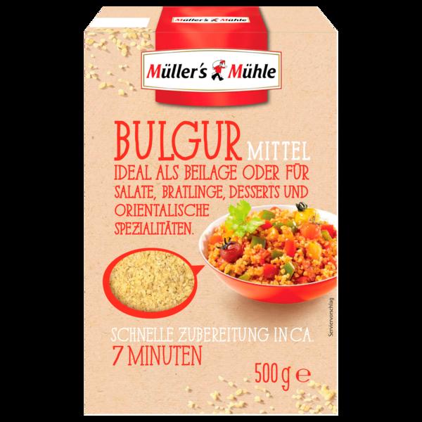 Müller's Mühle Double Elephant Bulgur 500g