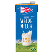 Hansano H-Weidemilch 1,8% 1l