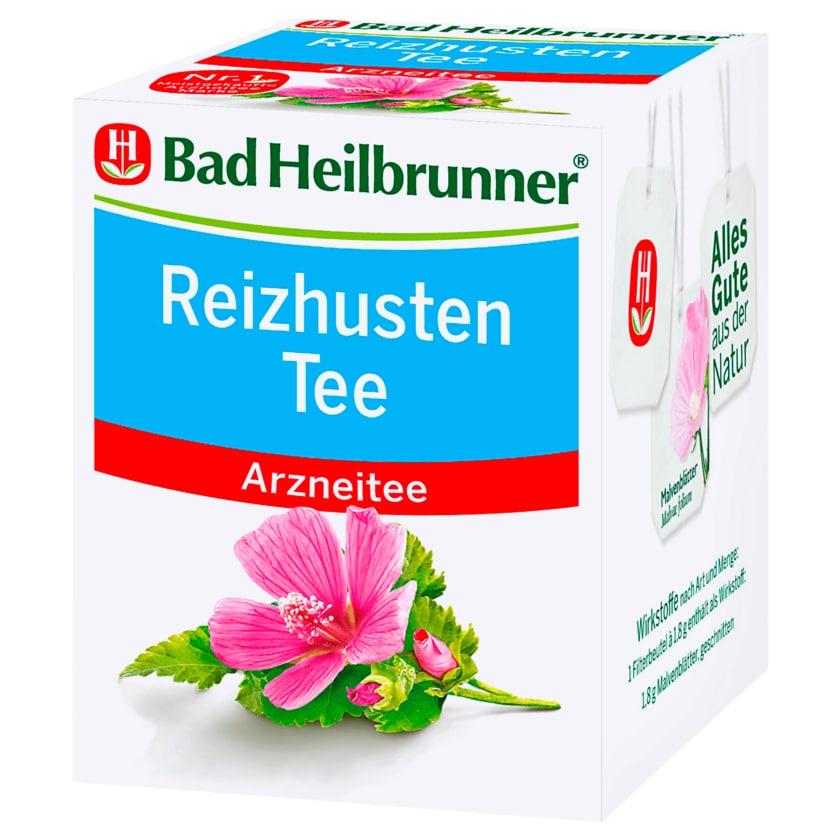 Bad Heilbrunner Reizhustentee 8x1,8g - 8 Beutel