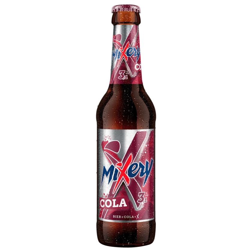 Mixery Bier+Cola+X 0,33l
