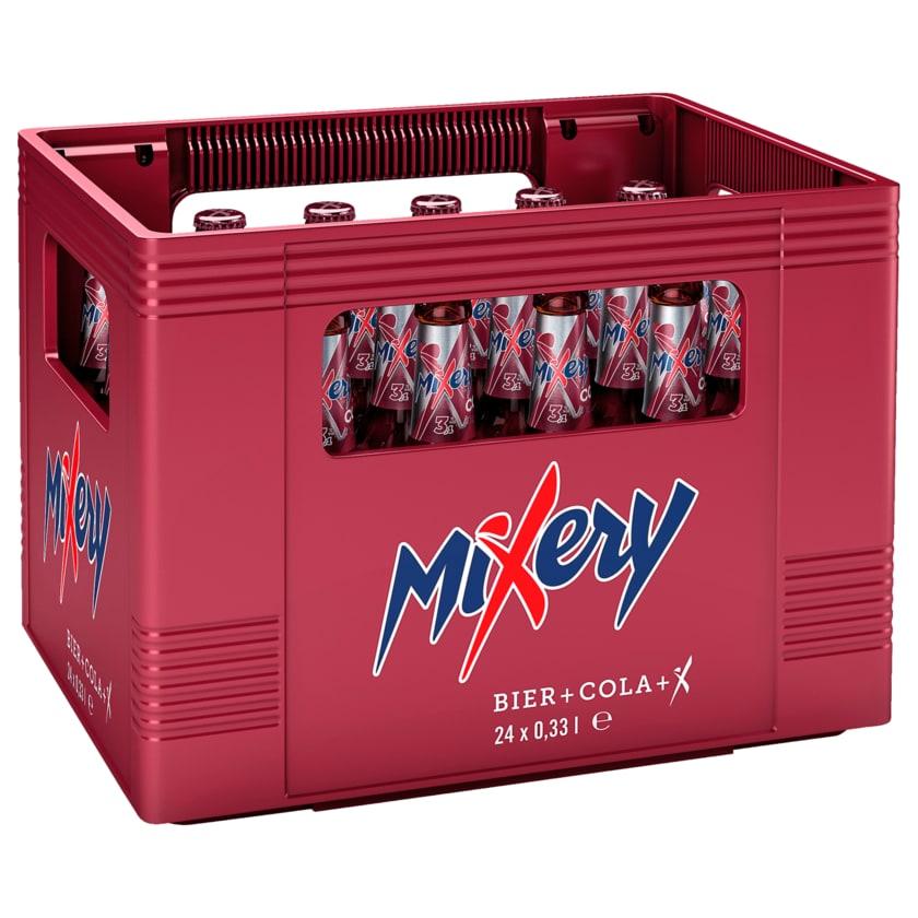 Mixery Bier+Cola+X 24x0,33l