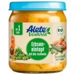 Alete Bio Erbseneintopf 250g