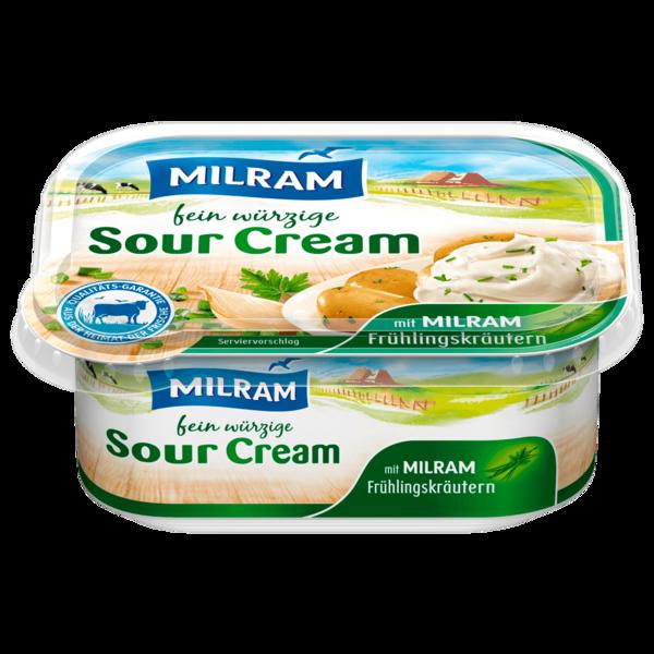 Milram Sour Cream 200g