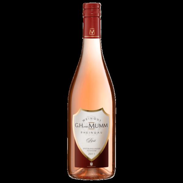 Weingut G.H. von Mumm Rheingau Rosé Spätburgunder Rosé feinherb 0,75l