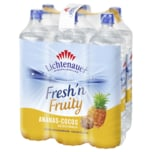 Lichtenauer Fresh'n Fruity Ananas Kokos 6x1,5l