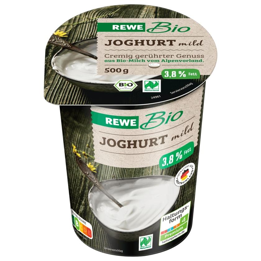 REWE Bio Joghurt mild 500g