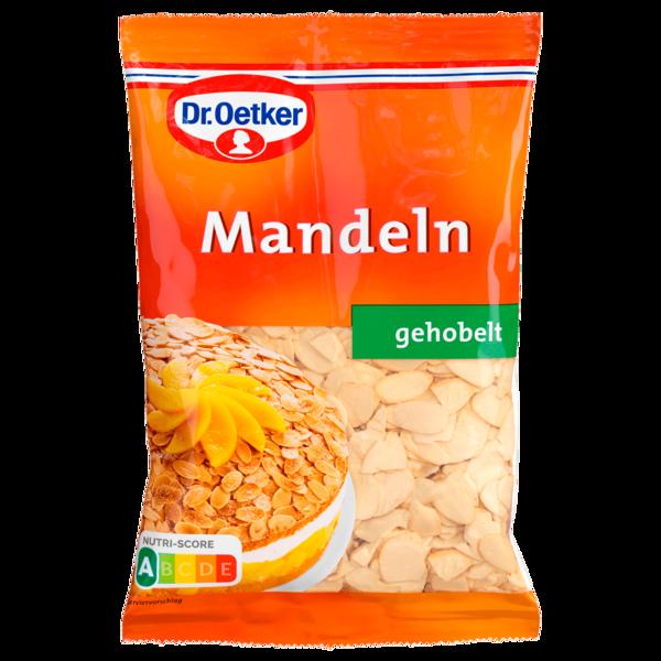 Dr. Oetker Mandeln gehobelt 100ml