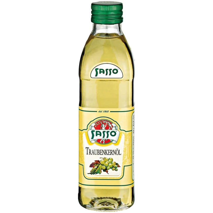 Sasso Traubenkernöl 0,5l