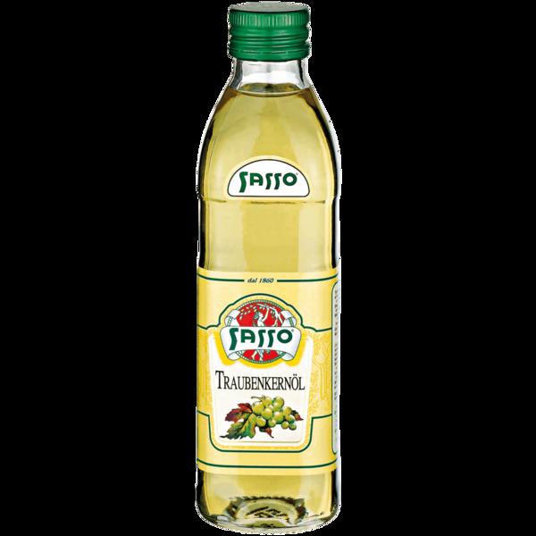 Sasso Traubenkernöl 0,5l bei REWE online bestellen!