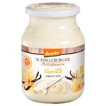 Schrozberger Milchbauern Joghurt Vanille mild 500g
