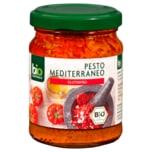 Biozentrale Bio Pesto mediterraneo 125g
