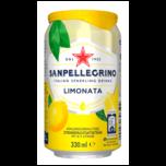 Sanpellegrino Limonade Zitrone 0,33l