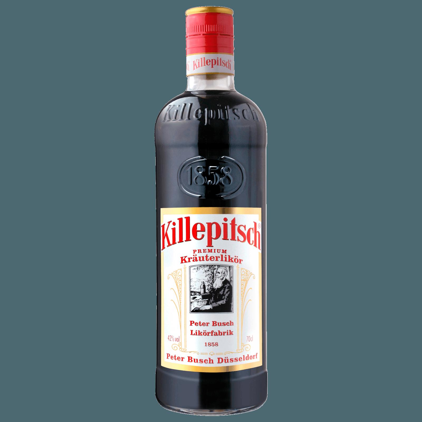 Killepitsch Premium Kräuterlikör 0,7l