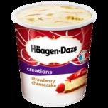 Häagen-Dazs Strawberry Cheesecake 500ml