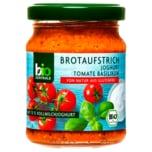 Biozentrale Brotaufstrich Joghurt Tomate-Basilikum 125g