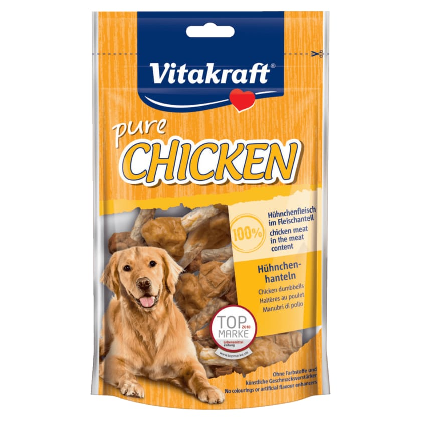 Vitakraft Chicken Hanteln 80g