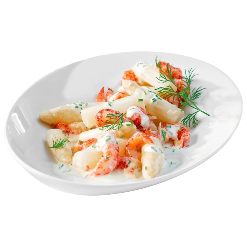 Beeck Spargel-Garnelen Salat