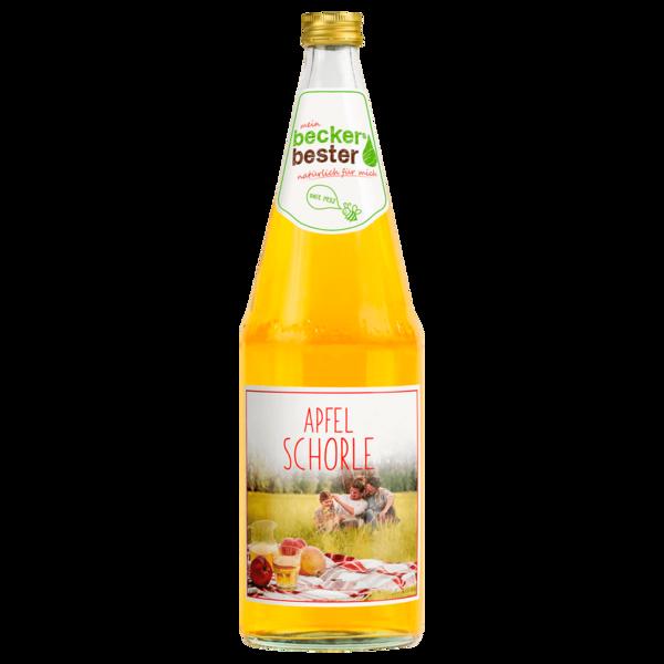 Beckers Bester Apfelsaftschorle 1l