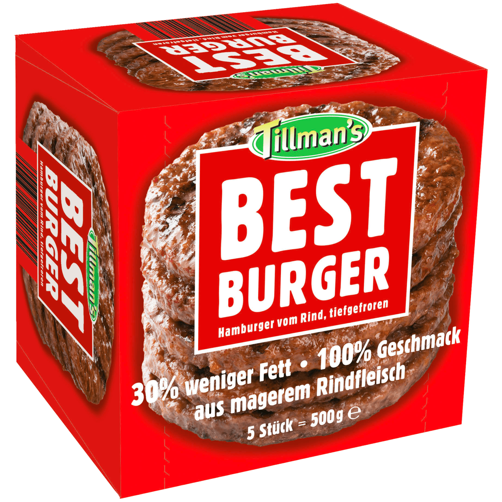 Tillman's Best Burger 500g