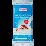Frankonia Milch-Creme gefüllte Vollmilchschokolade laktosefrei 100g