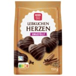 REWE Beste Wahl Lebkuchen Herzen 150g