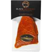 Black Premium Rinder-Steak in Steakmarinade ca. 180g