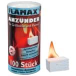 Flamax Grill-und Kaminanzünder 100 Stück